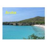 Postal de Aruba