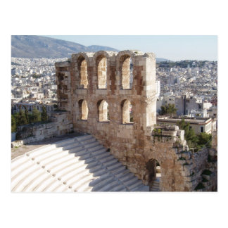 Postal de Atenas