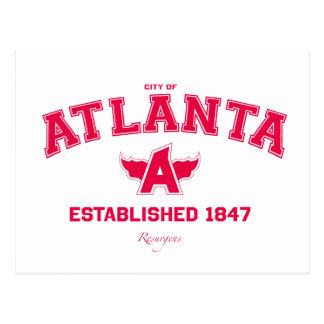 Postal de Atlanta