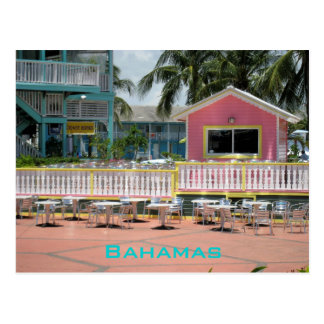 Postal de Bahamas