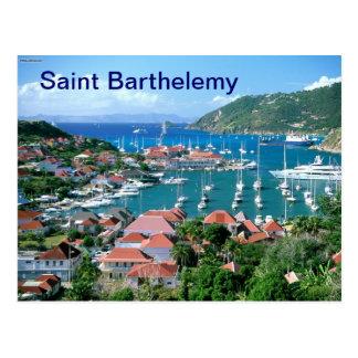 Postal de Barthelemy del santo