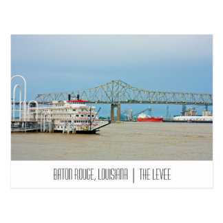 Postal de Baton Rouge Luisiana