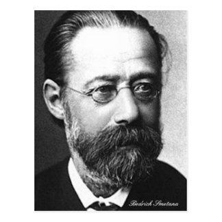 Postal de Bedrich Smetana