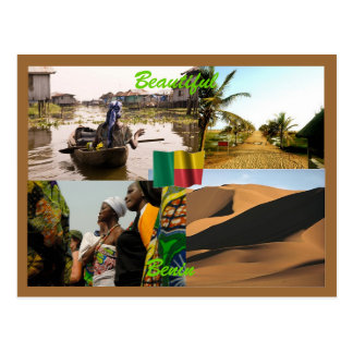 Postal de Benin