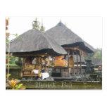 Postal de Besakih Bali