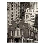 Postal de Boston Massachusetts