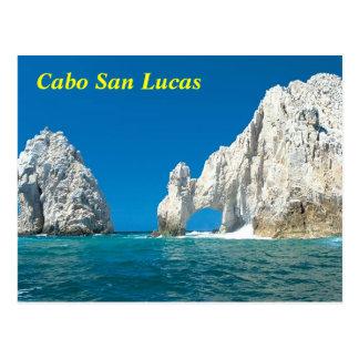 Postal de Cabo San Lucas