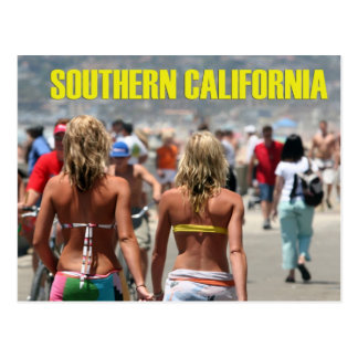 Postal de California meridional