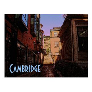Postal de Cambridge (mA)