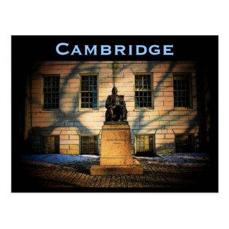 Postal de Cambridge