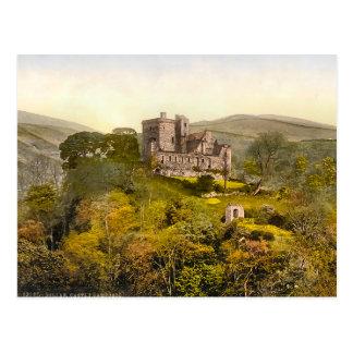 Postal de Campbell Escocia del castillo del