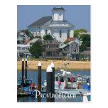 Postal de Cape Cod Provincetown Massachusetts