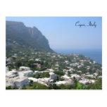 Postal de Capri, Italia