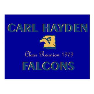 Postal de Carl Hayden 79