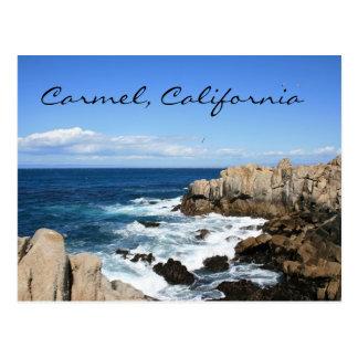 Postal de Carmel California
