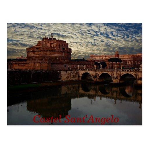 Postal de Castel Sant'Angelo