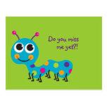 Postal de Caterpillar