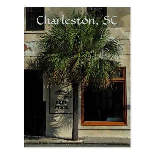 Postal de Charleston