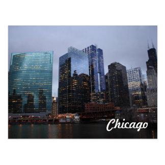 Postal de Chicago