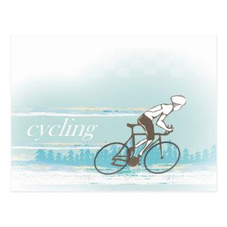 Postal de ciclo