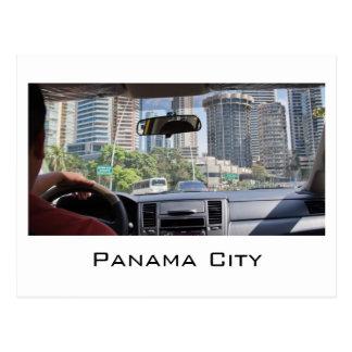 Postal de ciudad de Panamá