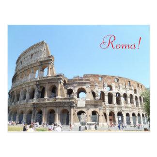 Postal de Colosseum