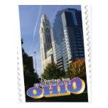 Postal de Columbus, Ohio