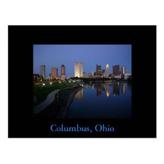 Postal de Columbus Ohio