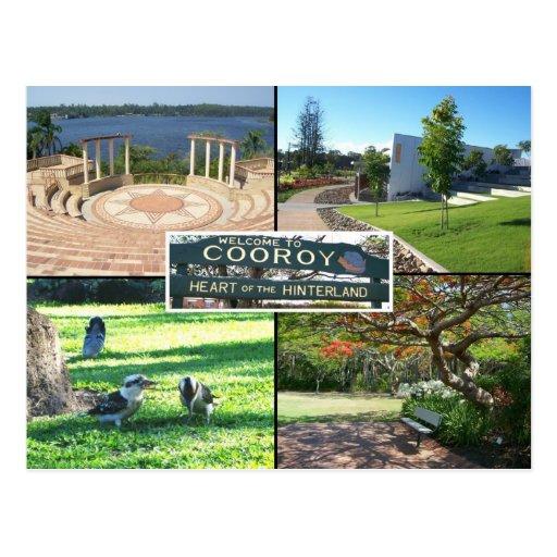 Postal de Cooroy