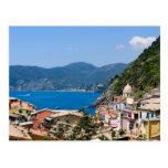 Postal de Corniglia Cinque Terre Italia