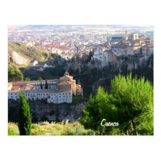 Postal de Cuenca