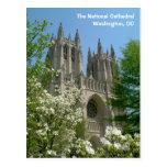 Postal de DC: La catedral nacional