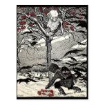 Postal de Der Tod im Baum