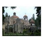 Postal de Desierto de los Leones Monastery