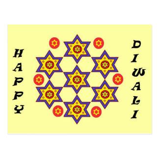 Postal de Diwali