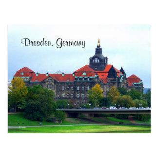 Postal de Dresden Alemania