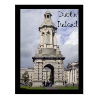 Postal de Dublín, Irlanda