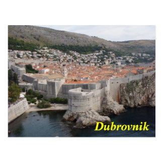 Postal de Dubrovnik