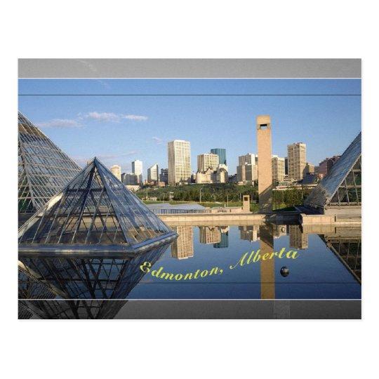 postal de Edmonton