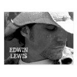 Postal de Edwin Lewis
