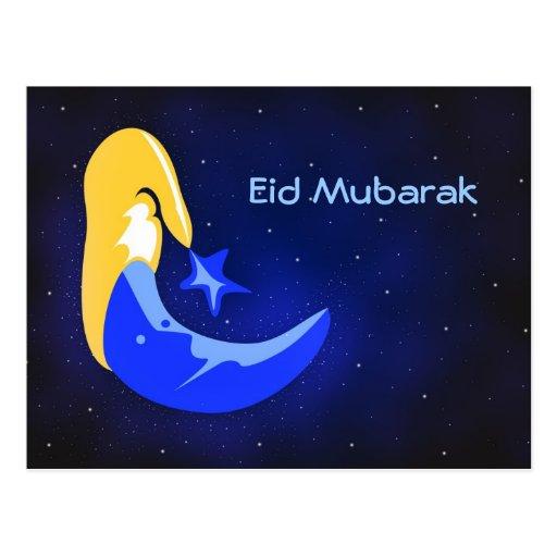 Postal de Eid