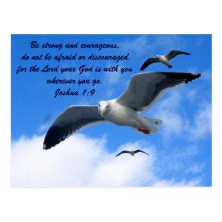 Postal de Encouragement_