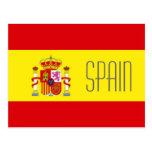 Postal de España