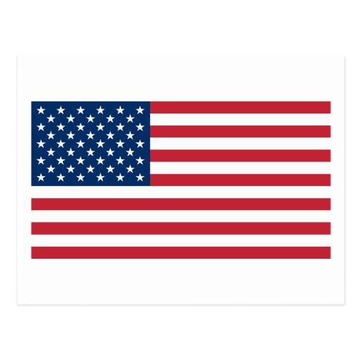 Postal de Estados Unidos