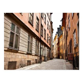 Postal de Estocolmo