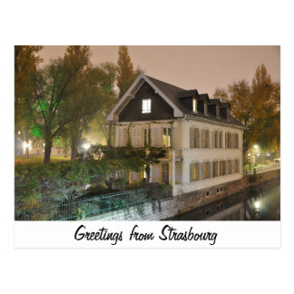 Postal de Estrasburgo