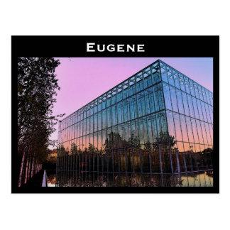 Postal de Eugene