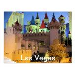 Postal de Excalibur Las Vegas