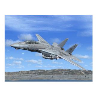 Postal de F14 Tomcat