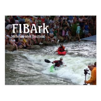 Postal de FIBArk